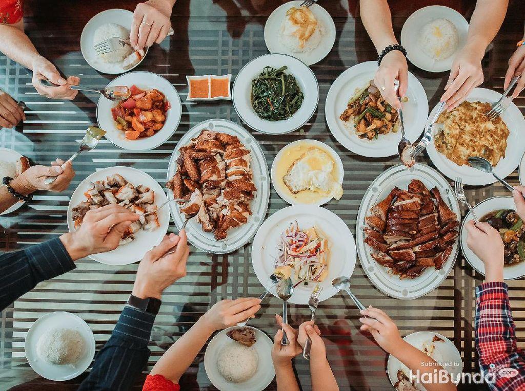 Ramadhan dan (Kekacauan) Pola Makan