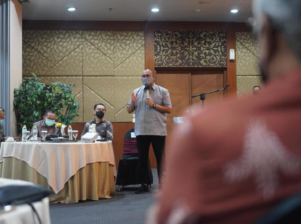 Andre Rosiade: PilkadaUsai, Saatnya Kolaborasi Bangun Sumatera Barat