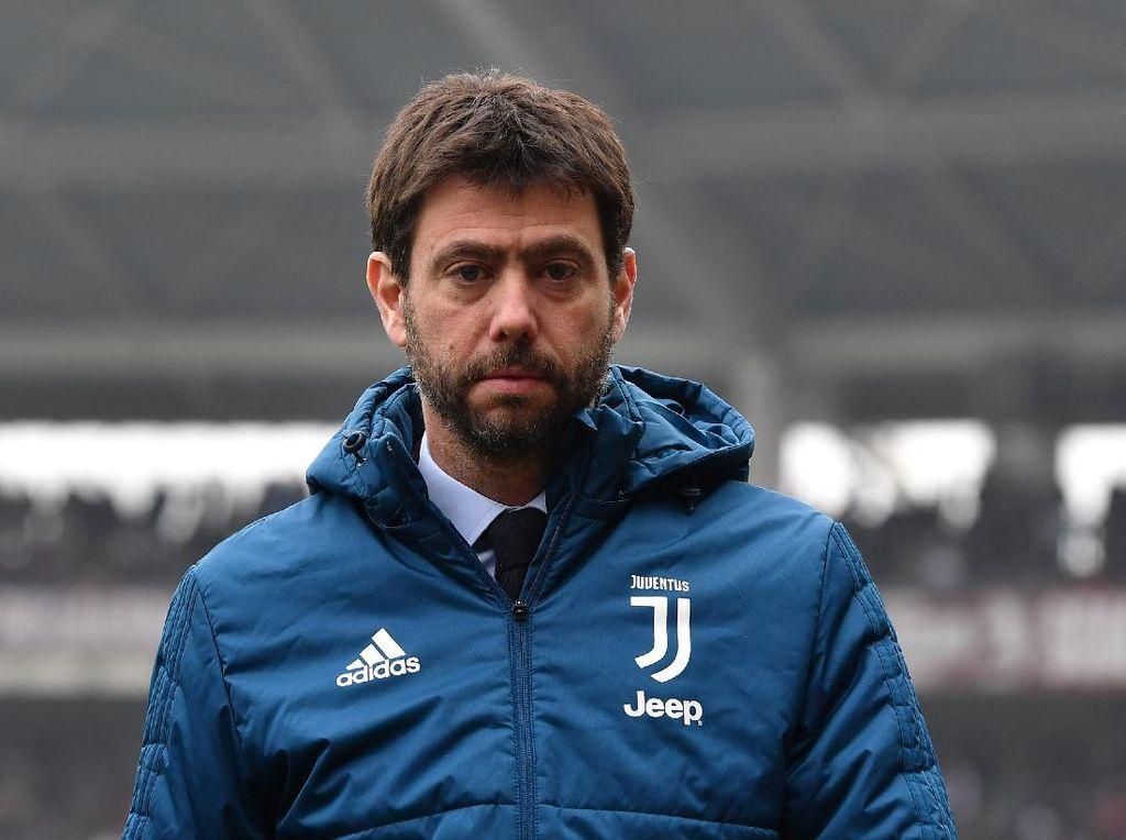 Presiden UEFA Sebut Bos Juventus Pembohong soal European Super League