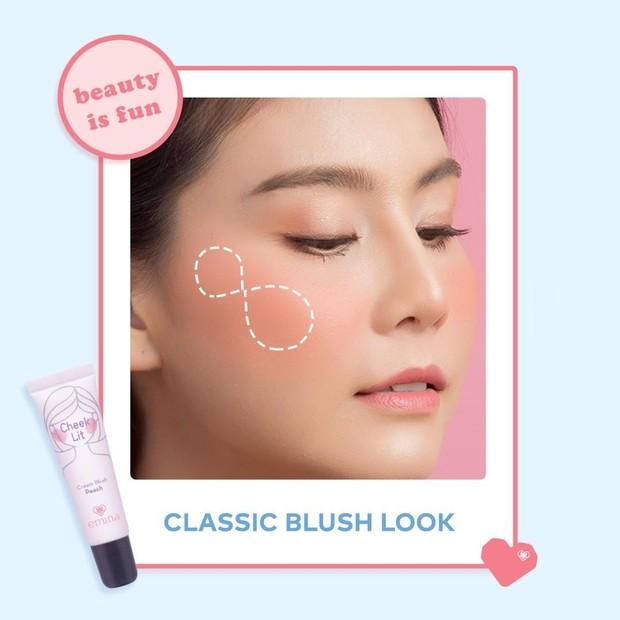 Blush On Emina/Instagram.com/eminacosmetics