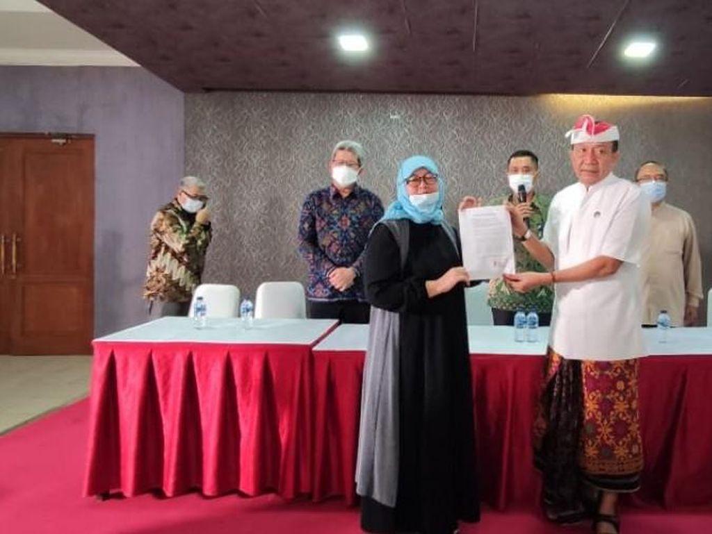 Penyelidikan Dugaan Penistaan Agama Hindu Desak Made Darmawati Dimulai