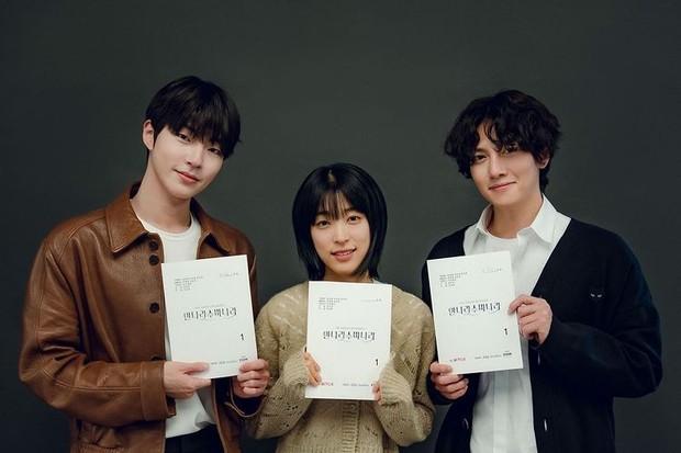 Hwang In Yeop, Choi Sung Eun, dan Ji Chang Wook akan bergabung dalam drama terbaru Netflix (foto: instagram.com/jcwookielove)