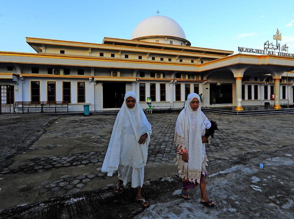 Ini Lho... Masjid-masjid Tertua yang Ada di Berbagai Daerah