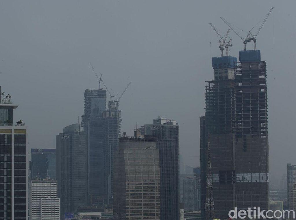 Kualitas Udara DKI Memburuk Selama PPKM, Waspadai Penyakit yang Mengintai