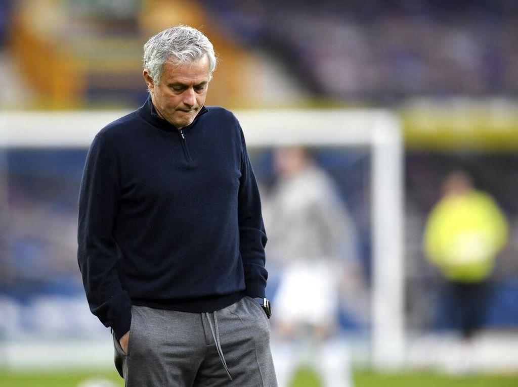 Dipecat Tottenham, Kian Lunturnya Kehebatan Jose Mourinho