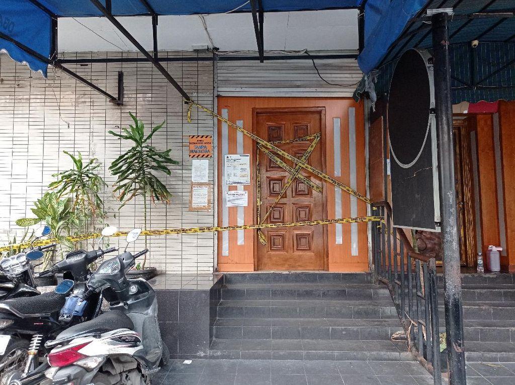 Kena Sanksi, Kafe Lokasi Pengeroyokan Brimob-Kopassus Disegel DKI