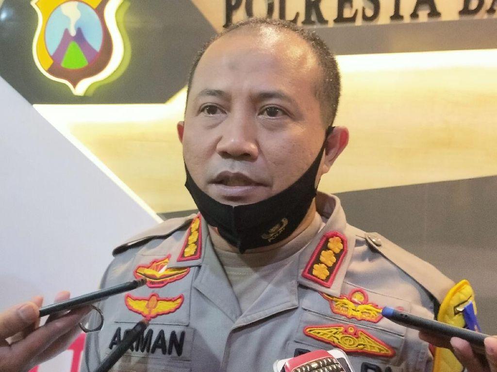 Kapolresta Banyuwangi Akan Tindak Tegas Oknum Polisi Kepergok Pesta Sabu