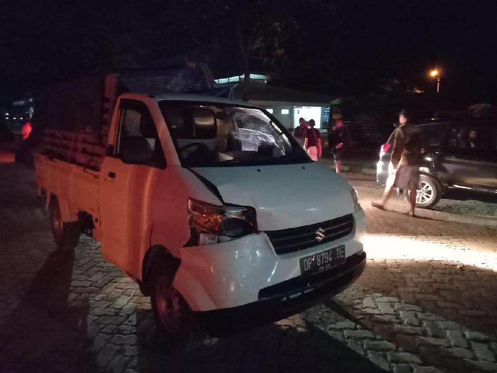 Tabrak Petugas BNN, Bandar Narkoba di Sulsel Ditembak Mati