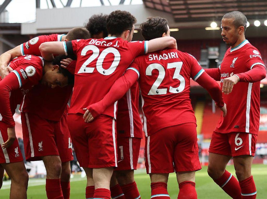 Klopp: Musim Liverpool Akan Sukses jika Lolos ke Liga Champions