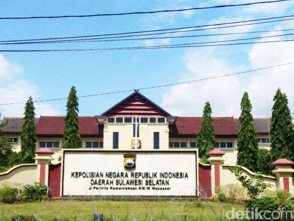 Bantahan Polisi soal Ancam Teroris Makassar untuk Cabut Praperadilan