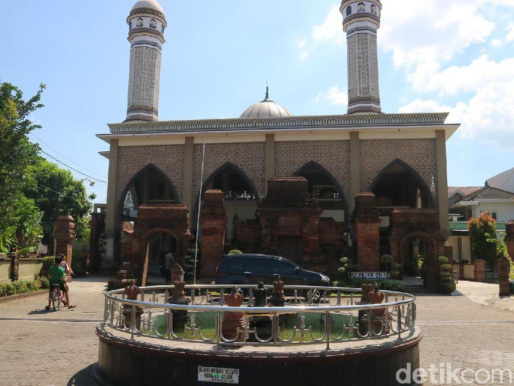 Sejarah Masjid dan Gapura Padureksan Warisan Dinasti Demak di Kudus
