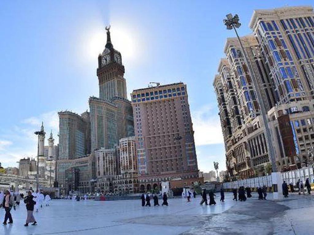 Mengenal Menara Indah di Jantung Kota Mekah, Royal Clock Tower