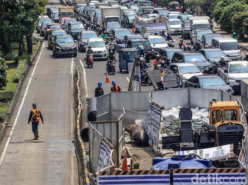 Jakarta Nomor 3 Dunia Kota yang Bikin Stres Berkendara, Ini Cara Usir Stres Saat Nyetir