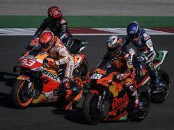 MotoGP Portugal: Diasapi Marc Marquez, Alex Bilang Begini