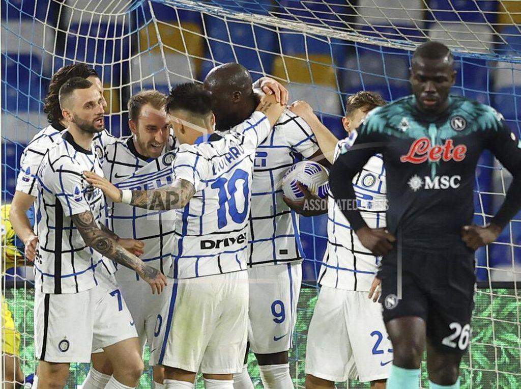 Conte: Inter Milan Tak Lagi Seperti Dulu