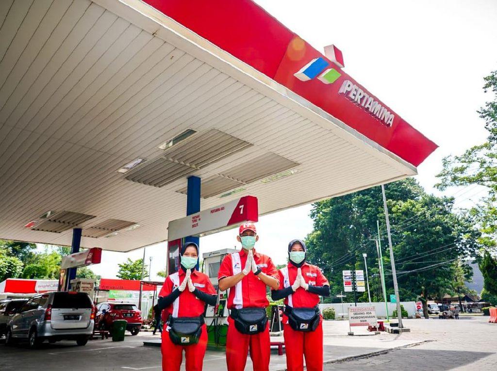 Hari Konsumen, Pertamina Kasih Promo untuk BBM dan LPG