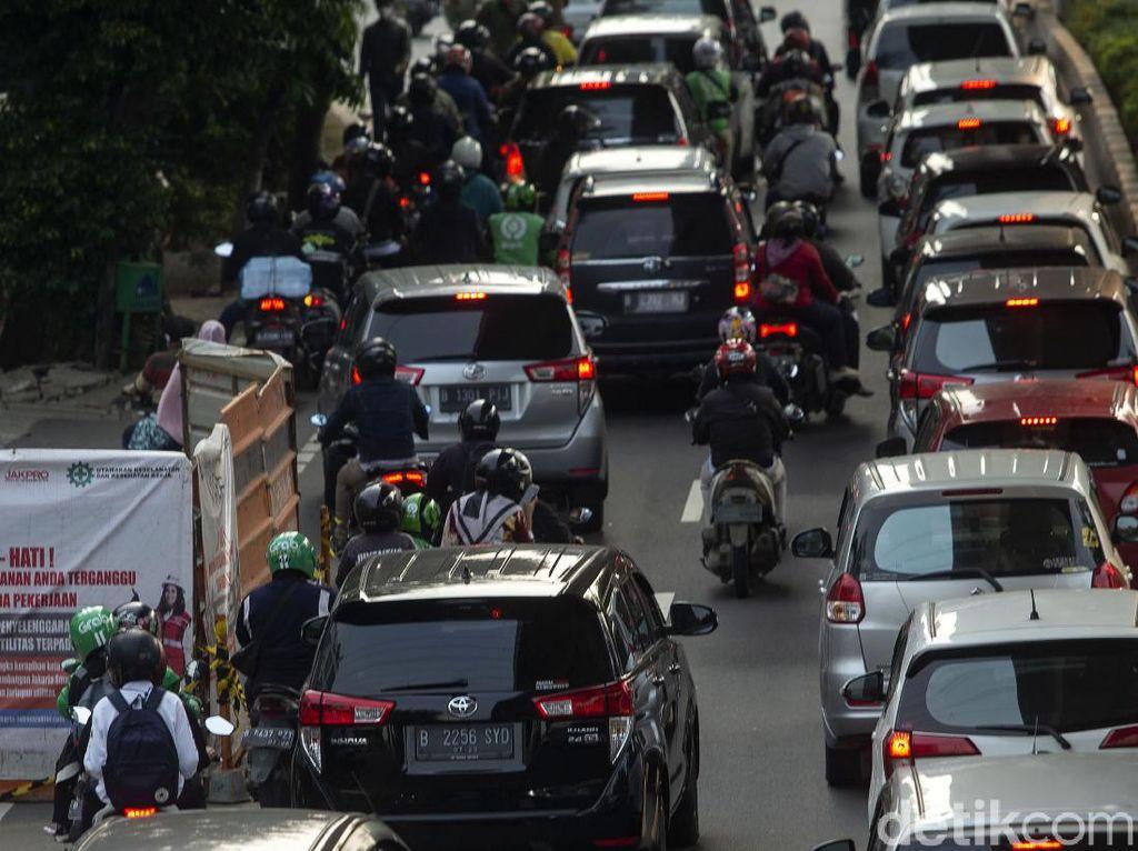 Nih Penyebab Jakarta Makin Macet Saat Ramadhan