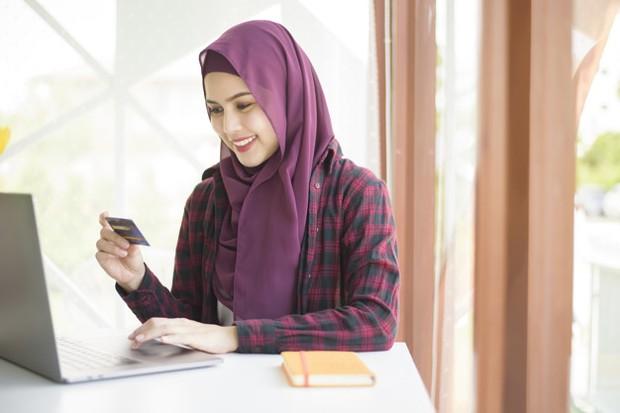 tips memilih hijab pashmina