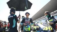 Schwantz soal Rossi: Balapan Jadi Menyenangkan jika Bisa Menang