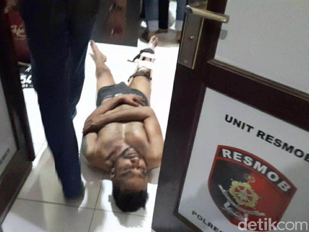 Ini Tampang Pemobil yang Ditembak Polisi Usai Terobos Mapolres Brebes