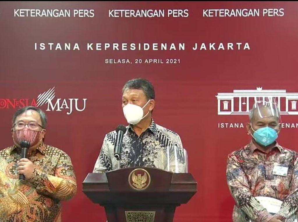 Bambang Brodjonegoro Ikut Sidang Kabinet Meski Sudah Pamit dari Menristek