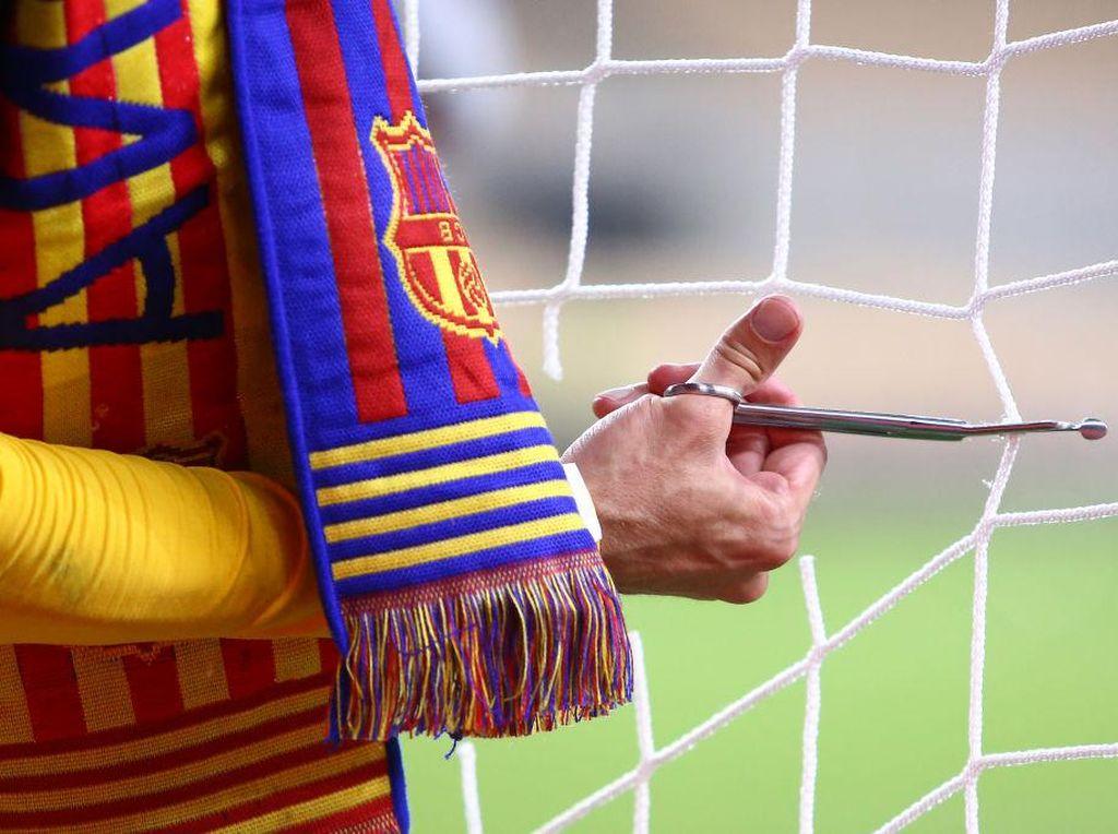 Barcelona Lagi Bokek, Jadi Pilih Gabung European Super League