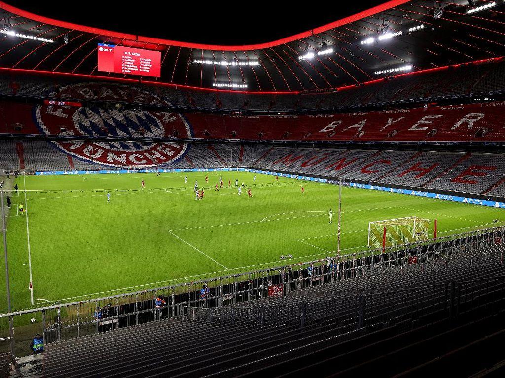 Bayern Munich Katakan Tidak untuk European Super League