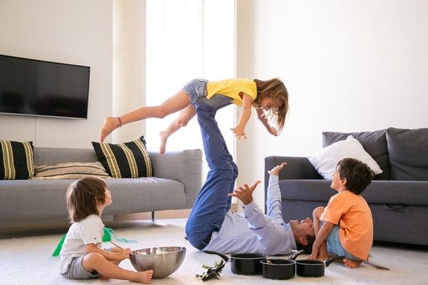 Beri Waktu untuk Ayah dan Anak