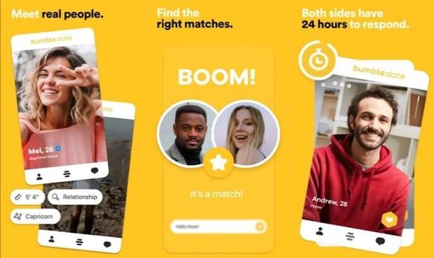 Banyak orang yang telah terdaftar di Bumble untuk menemukan teman online dan membuat koneksi yang bertujuan