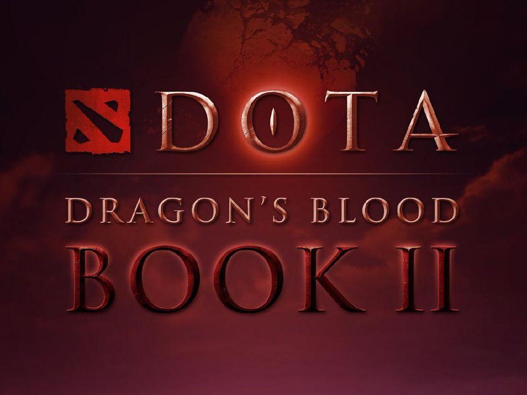 Film Dota: Dragons Blood Season 2 Dalam Tahap Pengerjaan