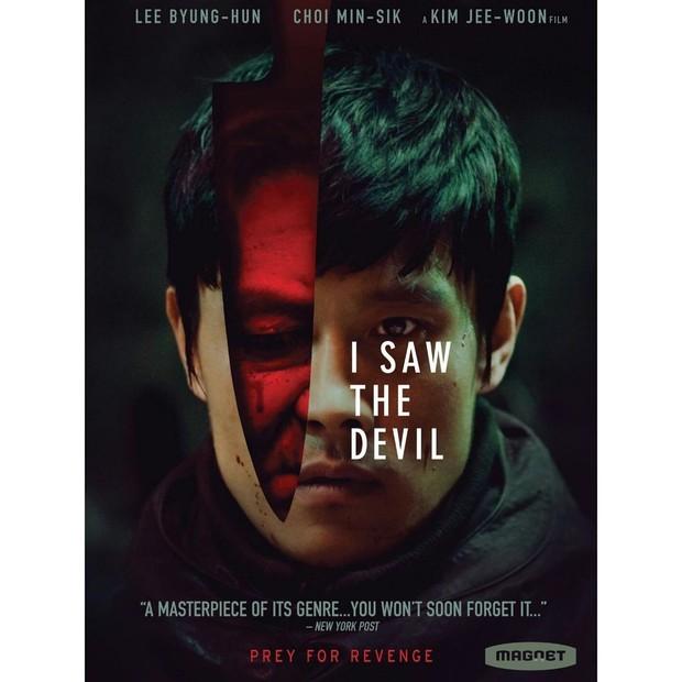 Film Korea I Saw the Devil.