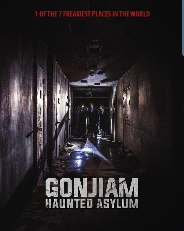 Film Horor Gonjiam.