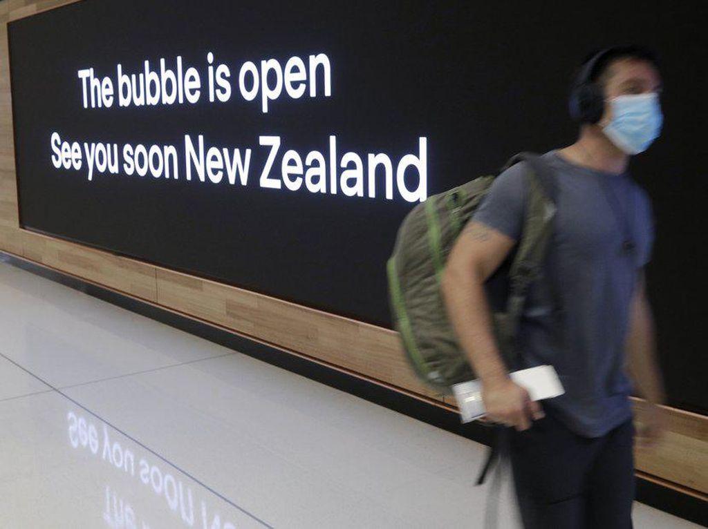 Pegawai Bandara Positif Covid-19, Travel Bubble Australia-Selandia Baru Jalan Terus