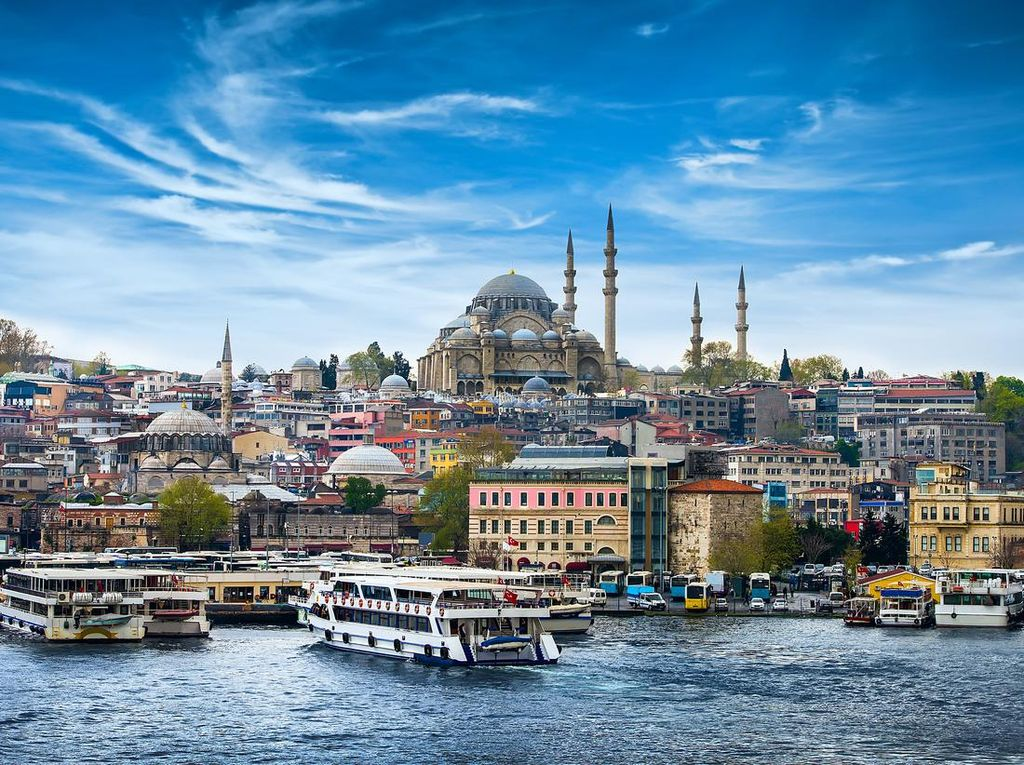 Jalan-Jalan ke Turki Bisa Sambil Telusuri Sejarah Peradaban Islam, Lho