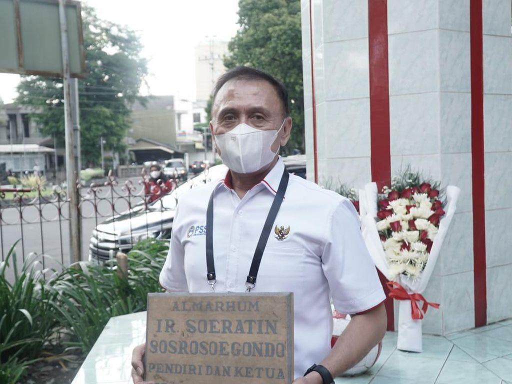 PSSI Usulkan Soeratin Sosrosoegondo Jadi Pahlawan Nasional