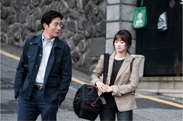 Kim Joohyuk dan Chun Woohee