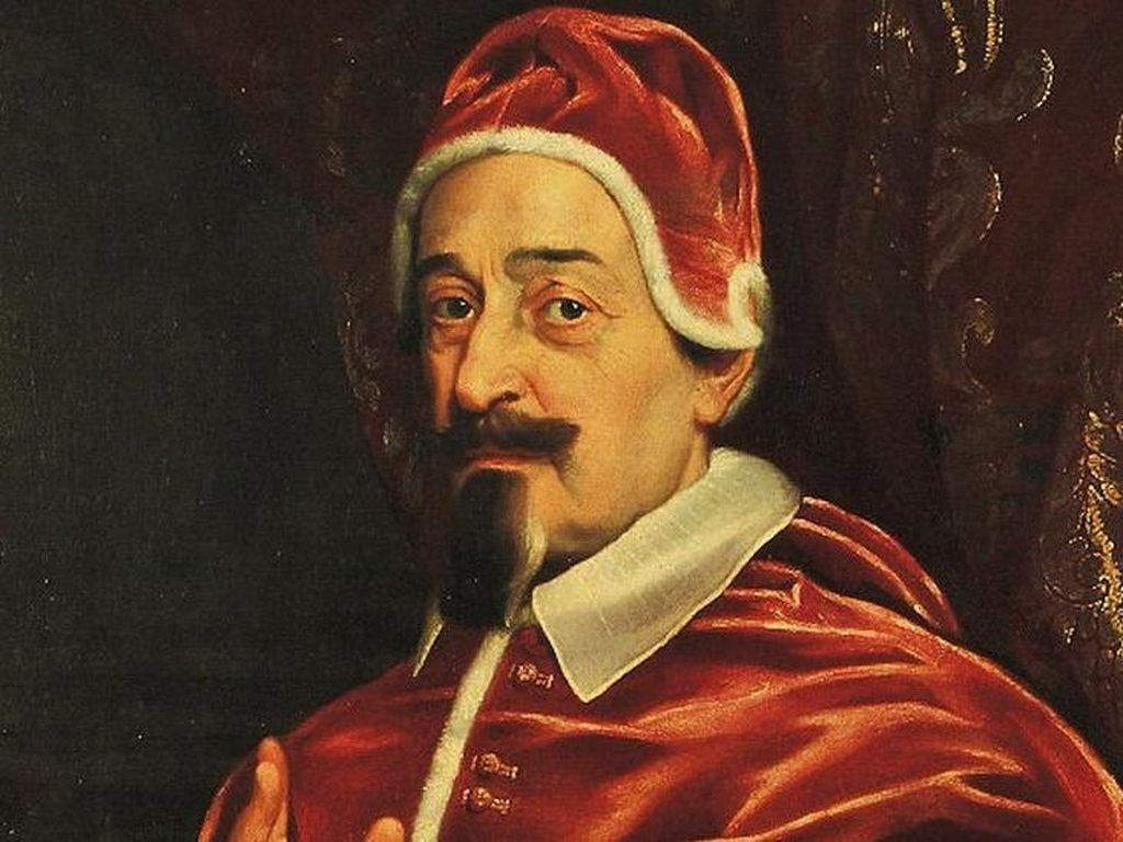 Kisah Paus Terapkan Lockdown yang Selamatkan Roma dari Pandemi Abad ke-17