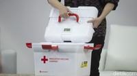 Kotak Vaksin Canggih Untuk Distribusi ke Pelosok Negeri