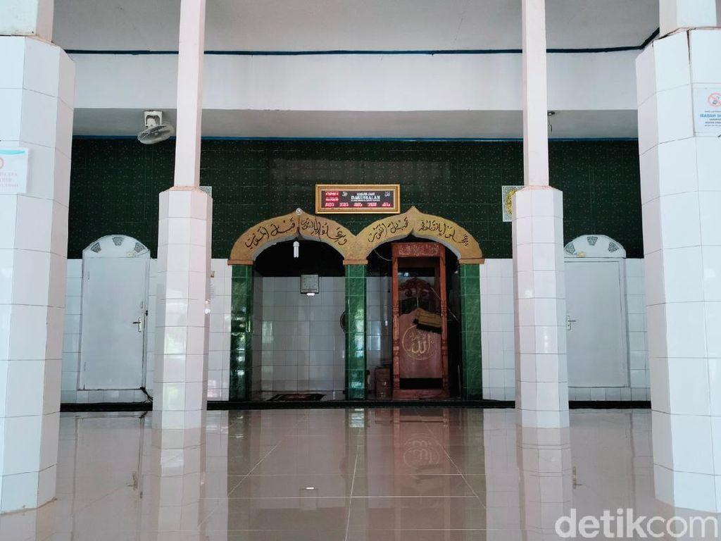 Histori Masjid Jami Darussalam yang Konon Berusia 600 Tahun