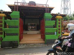 Menyambangi Monumen Ari-ari RA Kartini di Jepara
