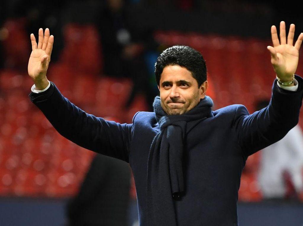Soal European Super League, Bos PSG: Ada Udang di Balik Batu