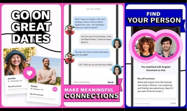 OkCupid juga menjadi salah satu aplikasi kencan terbaik dan enggak kalah menarik dengan aplikasi kencan lainnya.