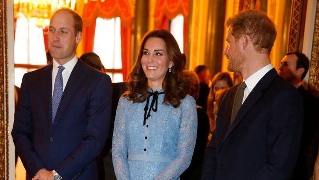 10 Momen Akrab Pangeran William-Harry, Kate Middleton, Sebelum Keluar Istana