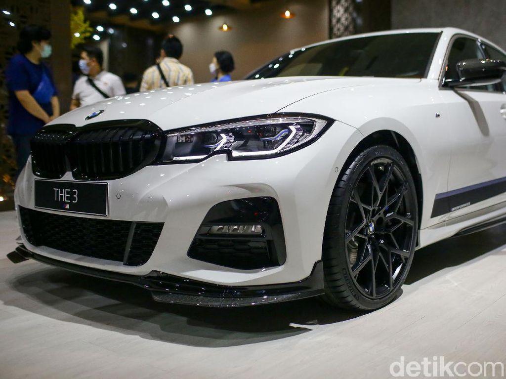 BMW Tawarkan Paket M Performance Parts