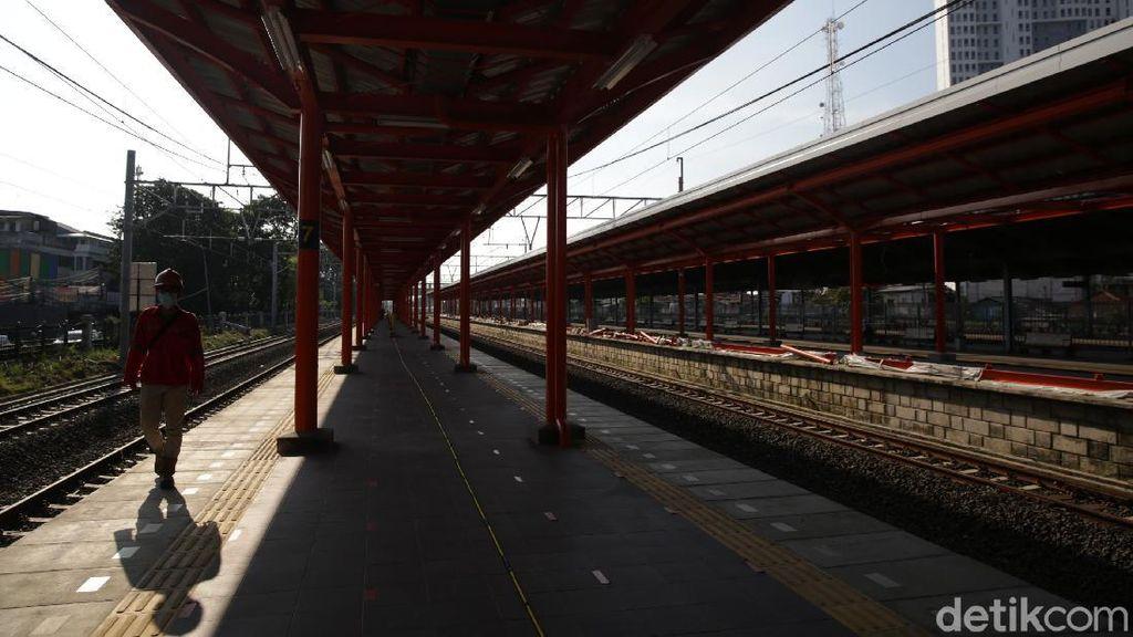 Rampung Akhir Tahun, Begini Penampakan Terkini Stasiun Bekasi