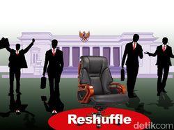 Jokowi Reshuffle Mini atau Besar-besaran?