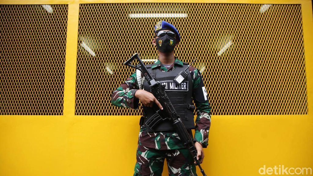 Yuk Intip Rumah Tahanan Militer Canggih di Pomdam Jaya