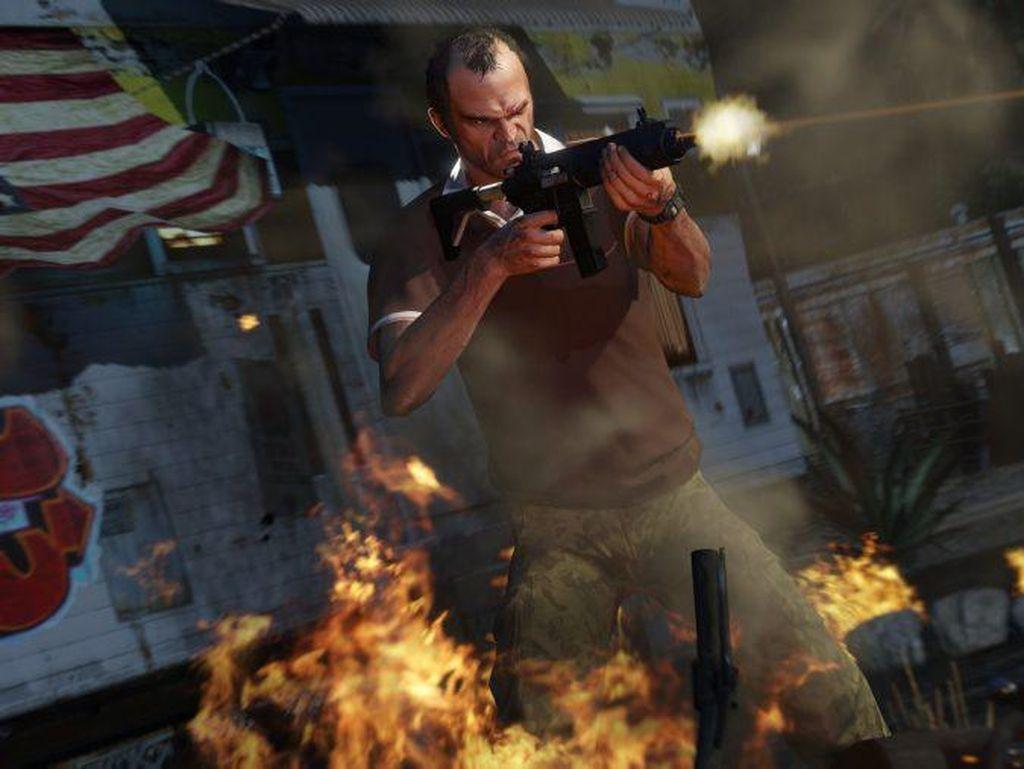 Sony Bakal Rilis The Getaway untuk Lawan GTA 6