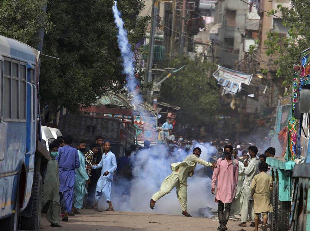 Didemo Partai Radikal, Pakistan Minta Parlemen Putuskan Nasib Dubes Prancis