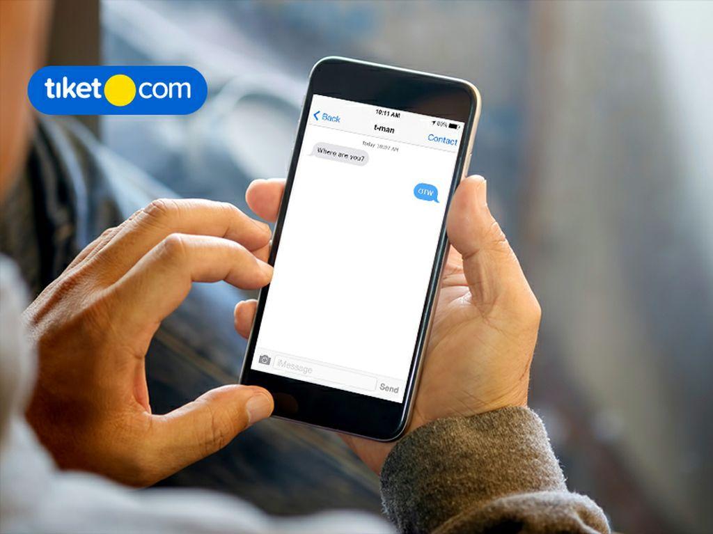 Penjualan tiket.com Cetak Rekor di Q1 2021 & Tiket To Do Jadi Populer